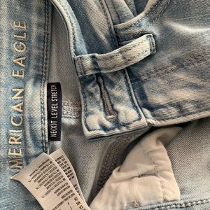 American Eagle Outfitters Jeans - American Eagle Light Blue Hi-Rise Jeggings